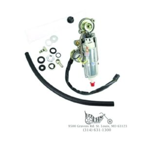 S&S EFI Fuel Pump for Custom Fuel Injected Motorcycles