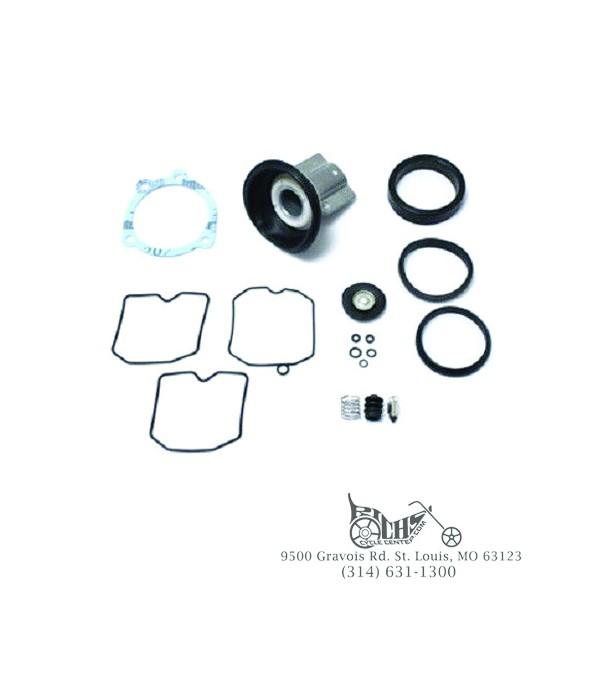 CV Carburetor Rebuild Kit Softail Sportster FXST FLST FXR FLT XL 90-06