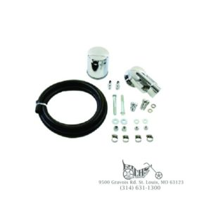 Oil Filter Housing and Bracket Kit 70-84 Big Twins FL FX