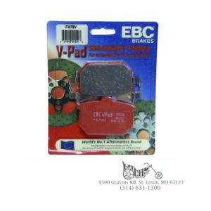 EBC Brake Pads Front Semi Sintered FA78V