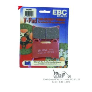 EBC Brake Pads Front Sintered FA244HH