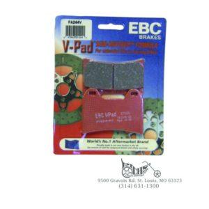 EBC Brake Pads Front Organic FA244