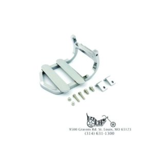 Chrome Sissy Bar Luggage Rack