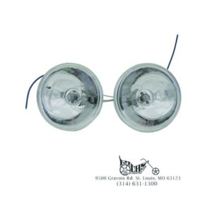 "4-1/2"" Spotlamp Seal Beam Bulb 12 volt 55 watt"